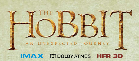 The Hobbit in IMAX HFR 3D Dolby Atmos