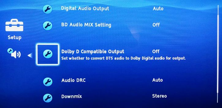 ps4 dolby digital plus netflix