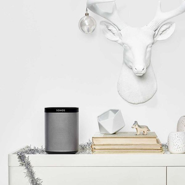 Black Friday Sonos Wireless Speaker Deal Play 1 For 150 50 Off Bigpicturebigsound