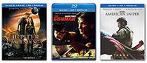 Three More Blu-rays Get Dolby Atmos: American Sniper, Jupiter Ascending, The Gunman