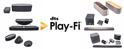 DTS Play-Fi Wireless Whole Home Music Streaming Expands to More Brands