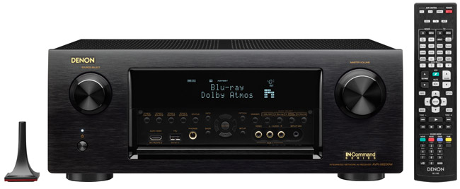Buyer's Guide to Dolby Atmos and DTS:X Receivers