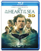 In the Heart of the Sea Blu-ray 3D
