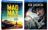 Warner Bros. Mad Max: Fury Road and San Andreas to Get Dolby Atmos Sound on Blu-ray Disc