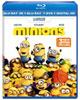 Minions Blu-ray 3D