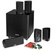 Budget Home Theater Speaker Deal: Polk RM705 5.1 Speaker System for $149.99