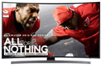 Samsung UN55KU6600 Curved 55-Inch 4K Ultra HD Smart LED TV: $649.99 (Half Price) Today Only