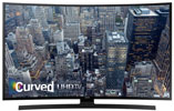 4K TV Deals: Samsung 65-inch Curved Ultra HD Smart LED TV: $1497.99 (Save $1200) - UN65JU6700