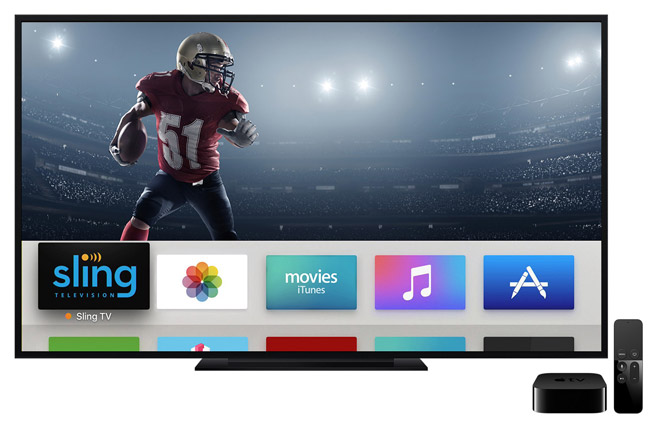 Sling TV Cloud DVR feature arrives on Apple TV
