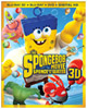 The SpongeBob Movie: Sponge Out of Water Blu-ray 3D