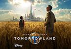 Brad Bird's Tomorrowland Goes Big in Both IMAX and Dolby Cinema
