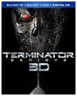 Terminator Genisys 3D Blu-ray
