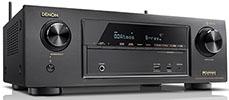 Here's the Scoop on Denon's New AVR-X1400H and AVR-X2400H AV Receivers