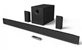 Sound Bar Deals: VIZIO S5451w-C2 5.1 Sound Bar: $299.99 Today Only (Save $200)