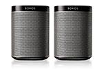 Black Friday SONOS Wireless Speaker Deal: $50 Off 2-Pack of PLAY:1 Speakers