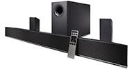 Sound Bar Deals: VIZIO 5.1 Channel S4251w-B4 5.1 Soundbar: $180 (save $150)