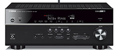 Black Friday Receiver Deal: Yamaha RX-V681BL A/V Receiver with Dolby Atmos, DTS:X - $299.99 (Save $150)