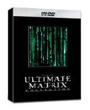 Ultimate Matrix Collection HD-DVD